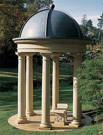 Hand Carved Marble Gazebo (MGZ-001) pictures & photos