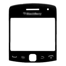 Cristal for Blackberry 9350 9360 9370 Outer Glass Front Lens