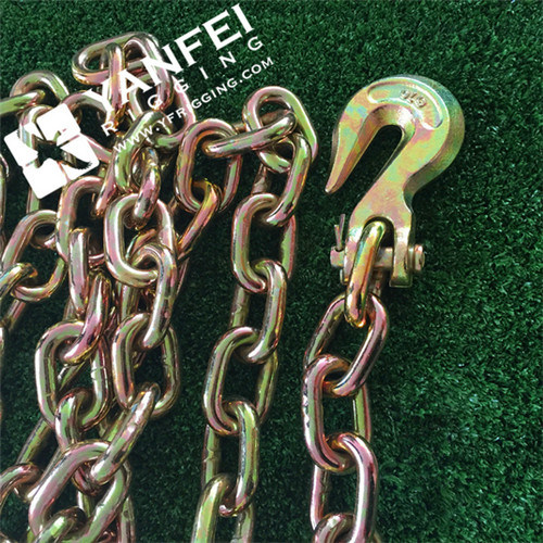 G43 G70 USA Standard Chain (Clevis Hooks/ Eye Hooks) pictures & photos