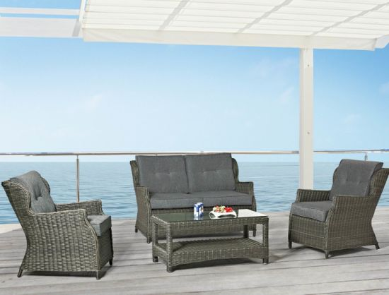 New Design Outdoor/Patio Furniture Sofa Set (LN-2034) pictures & photos