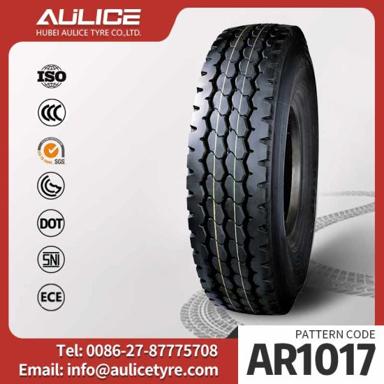 AULICE Wholesale All Steel Radial Truck&Bus Tyre/Heavy Truck Tyres/Light truck tire/Tubeless Tires/OTR Tyre/TBR Tyres With High Load and Wearable Capability