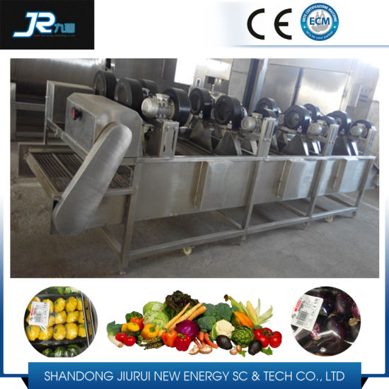 Hot Sale Industrial Mesh Belt Dryer for Fruit and Vegetable pictures & photos