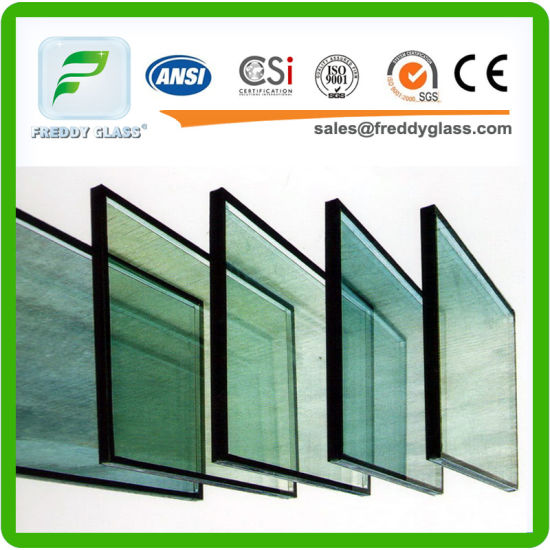 Building Glass Hollow Double Tempered Low-E Insulated Glass