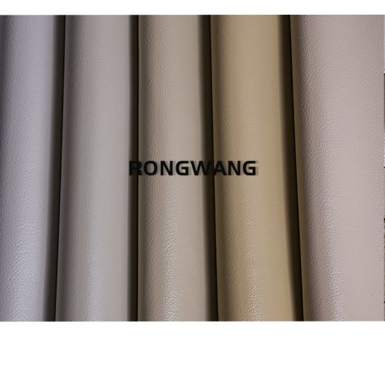 Wear Resistant PVC/PU Leather for Furniture, Car Seat and Bags