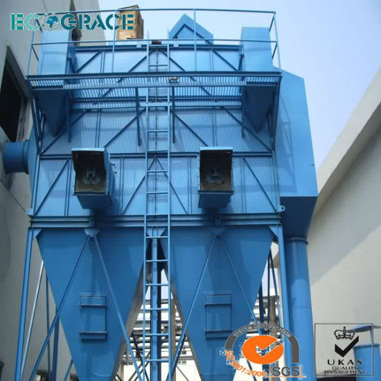 Sugar Mill Powder Collection Filter Unit Dust Collector