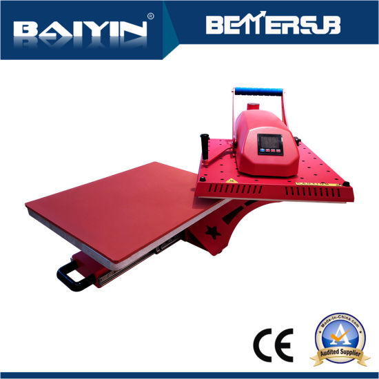 Heat Press Machine and Sublimation Printer/360 Degree Swinger Clamshell Heat Press pictures & photos