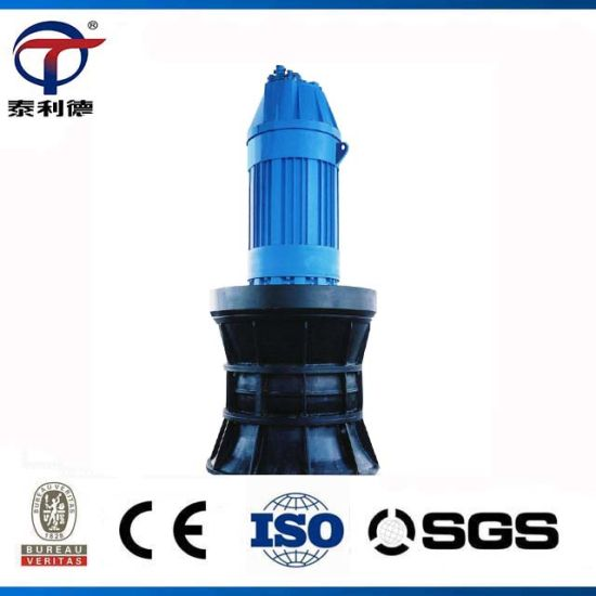 Propeller Type Submersible Propeller Pump/ Axial Flow Pump for Industry pictures & photos