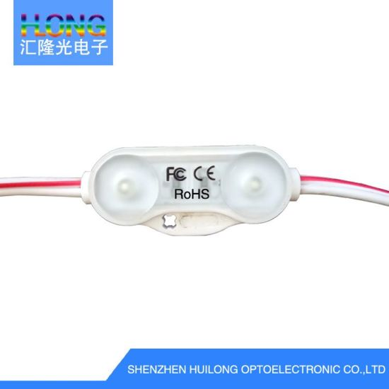 Waterproof 12V SMD Injection LED Module Light for Sign Box and Channel Letters