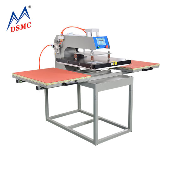 Flatbed Printer Plate Type and New Condition Heat Press Machine Thermal Transfer Printing
