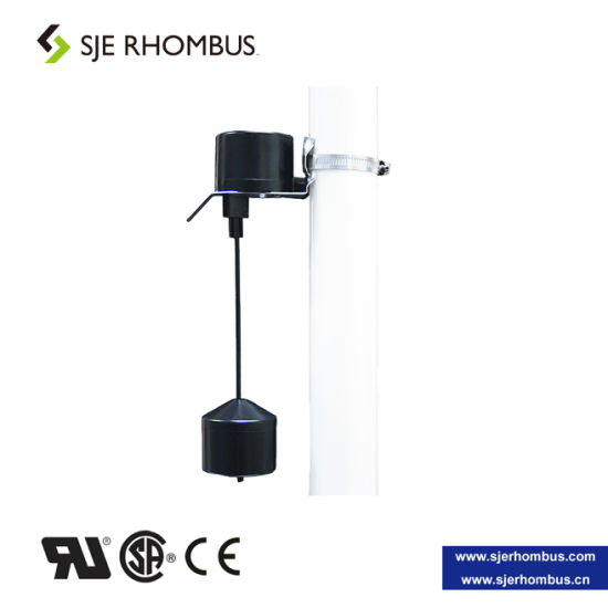 Sje Verticalmaster II LC Vertical Float Switch with Low Current Activating