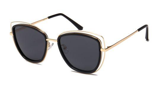 Cateye Metal Sunglass, New Trend Design Eyewear Frame