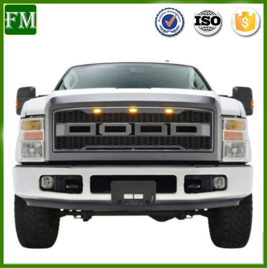 China Raptor Style Front Grill Pick Up Grille For Ford F250 350 F