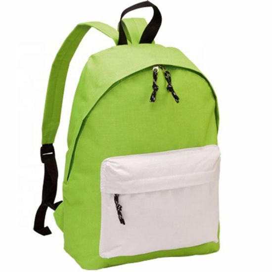 Factory Price Wholesale Fashion Polyester Large School Bags for Students