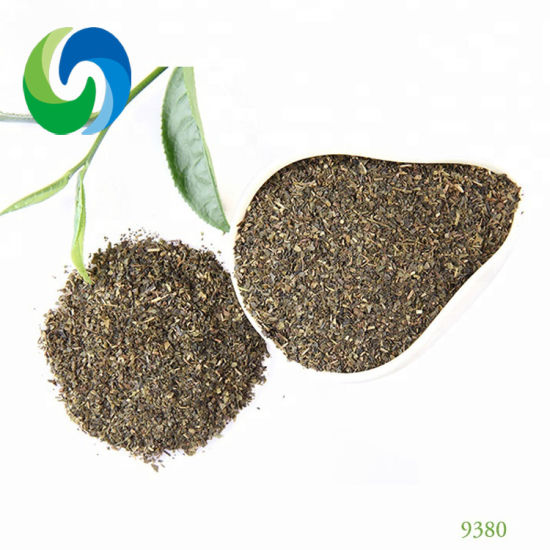 Chinese Organic Instant Green Tea 9380 Fannings in Bulk