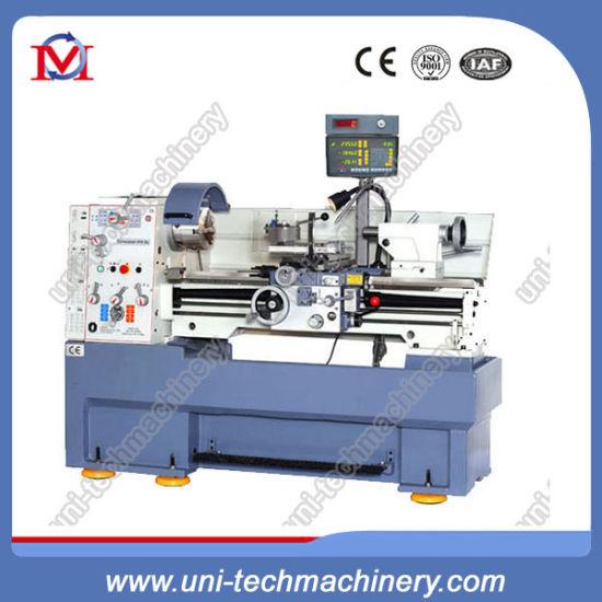China Hot Sales Gap Bed Lathe Machine (CD6241/1000)