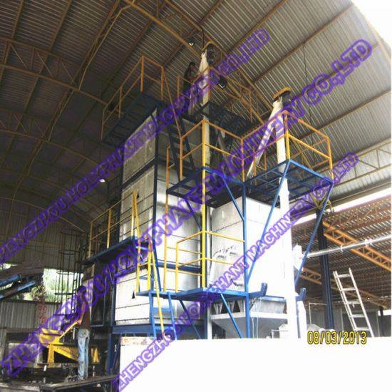 Best Factory Price Whole Set of Wet Type Palm Fruit Oil Production Line pictures & photos