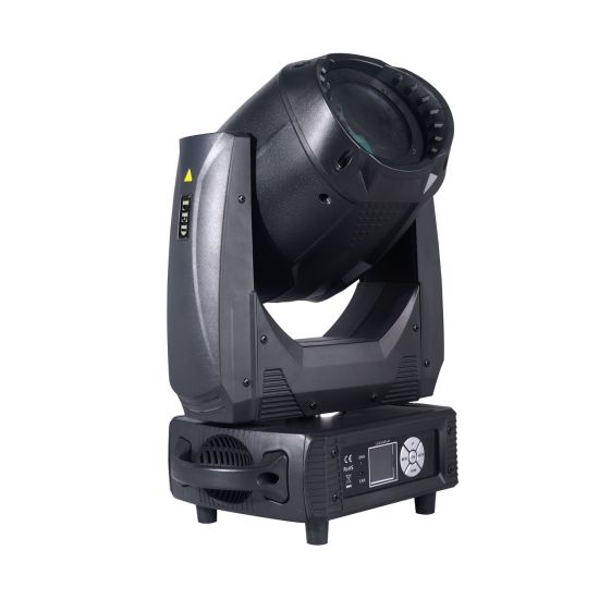 Professional LED DJ Lighting Equipments Moving Head Light 200W Sharpy Beam LED Stage Light for Disco