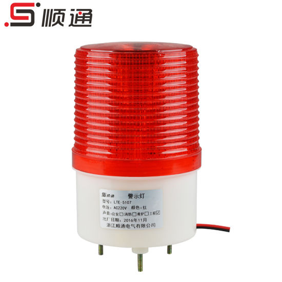 Lte-5107 Warning Light LED Beacon Strobe Light