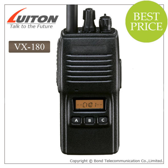 Parts In The Vx 180 Two Way Radio Pictures Photos