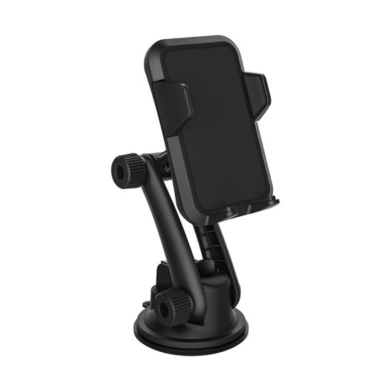 Universal Adjustable Long Arm Car Dashboard Windshield Suction Cup Mount Phone Holder