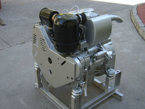 Deutz Diesel Engine with High Pressure Rotor Fuel Pump