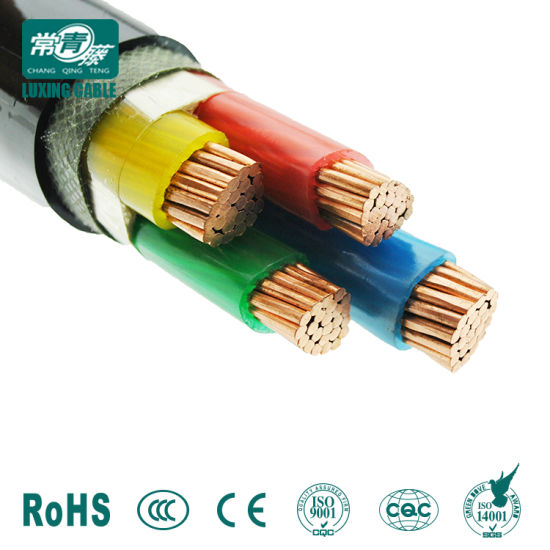 600/1000V 4 Core X 300mm2 Cable pictures & photos