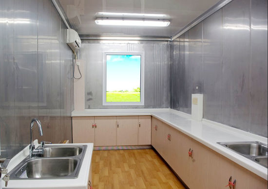 Hot Sale Container House Used for Kitchen (SU-C157)