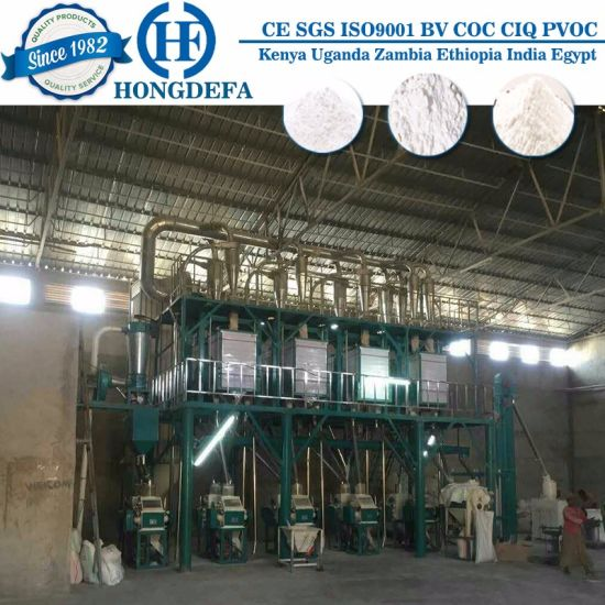 Flour Mill Wheat Milling Plant, Wheat Flour Milling Machine pictures & photos