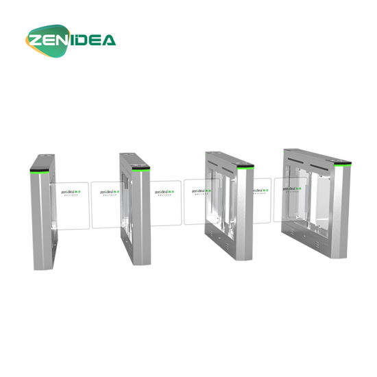 Automatic Security Swing Turnstile Barrier Gate with Access Control