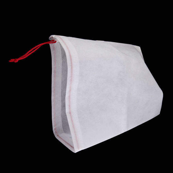PP Spunbond Nonwoven Drawstring Bags pictures & photos