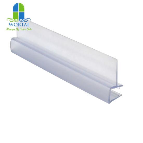 Shower seal strip