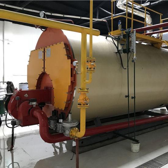 China Low Nitrogen Hot Water Boiler - China Low Nitrogen Gas Hot ...