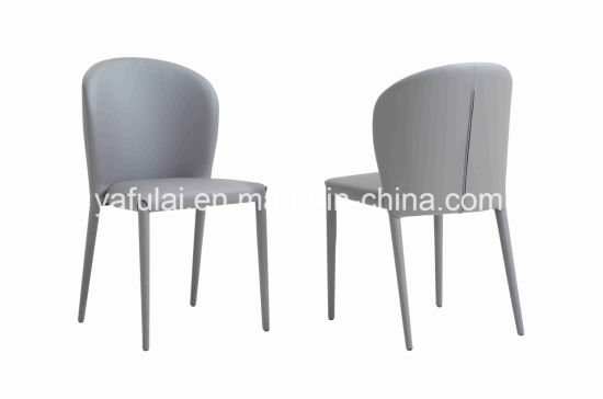Factory Promotional PU Covers Dining Chair Restaurant Furniture pictures & photos