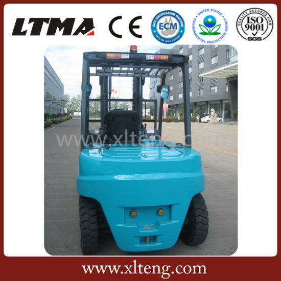 Ltma 4t Electric Forklift Mini Tractor for Sale pictures & photos