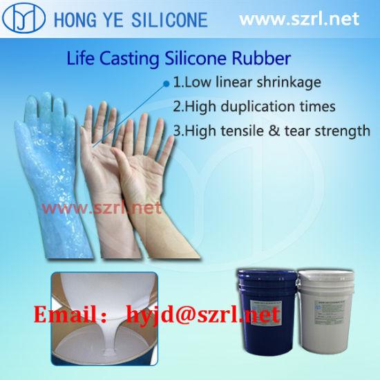 China Skin Color Prostheses Prosthetic Hand Making