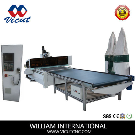 Panel Furniture CNC Center Atc CNC Router Panel Furniture Machine pictures & photos