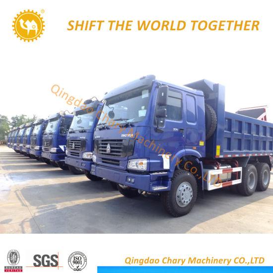 China Sinotruk 8X4 12 Wheels HOWO A7 Dump Truck Price Sale