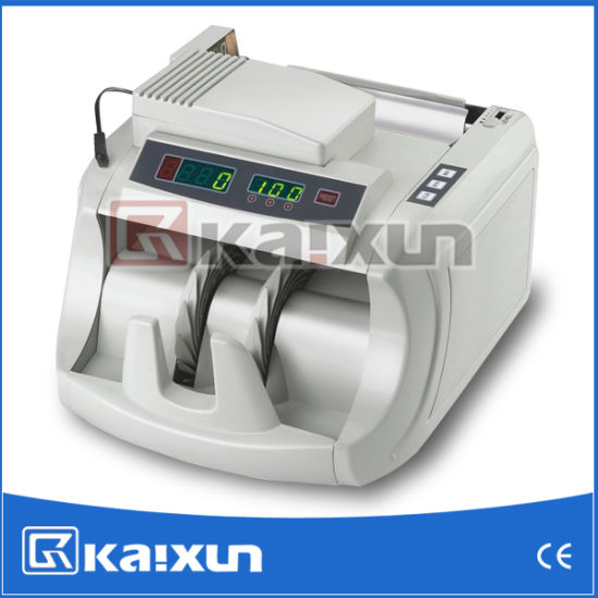 UV LED Display Money Counter for Any Currency