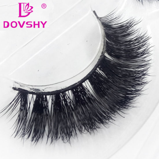 817d17d1c41 China 100 Mink Hair Eyelash Qingdao Eyelash Manufacture - China Mink ...