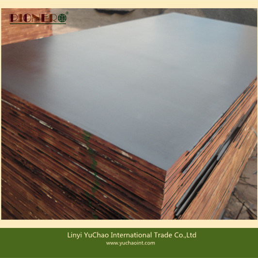 Hardwood Core Brown Film Faced Plywood Best Quality