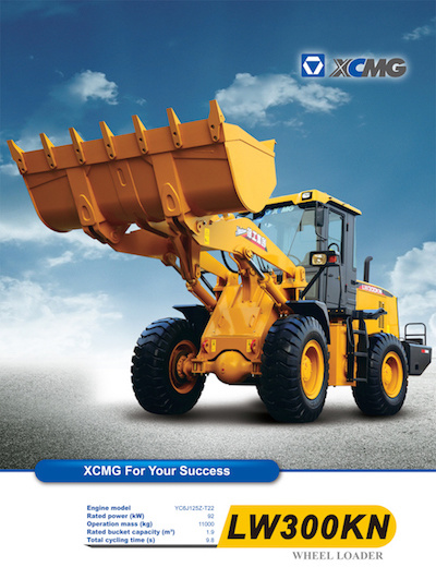 XCMG Official Lw300kn\Lw300fn\Lw300k\Zl30g 3ton Wheel Loader (more models for sale) pictures & photos