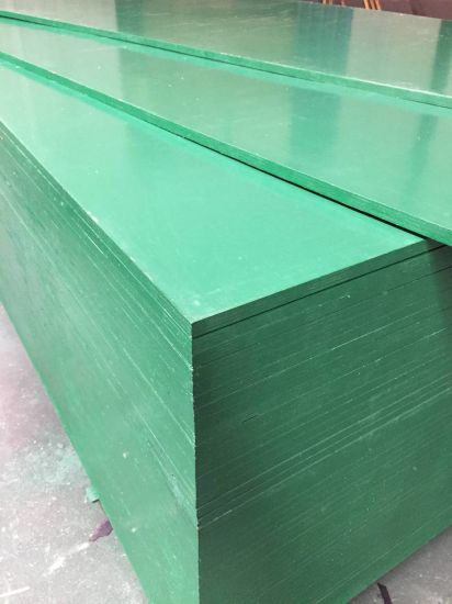 18mm PP Plastic Film Faced Plywood for Concrete Formwork pictures & photos