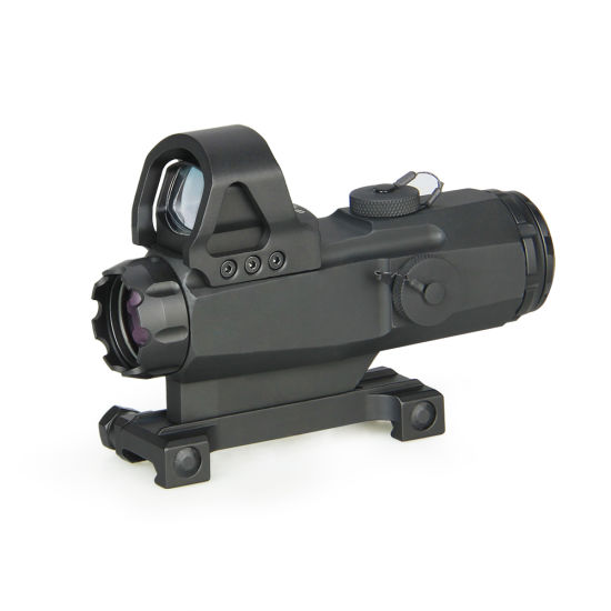 4X24mm Tactical Shooting Riflescope for Miliary and Hunting HK1-0403 pictures & photos