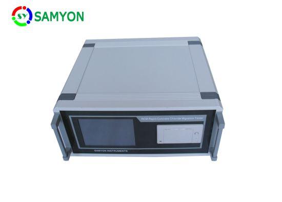 Nt Build 492 Concrete Chloride Ion Migration Tester