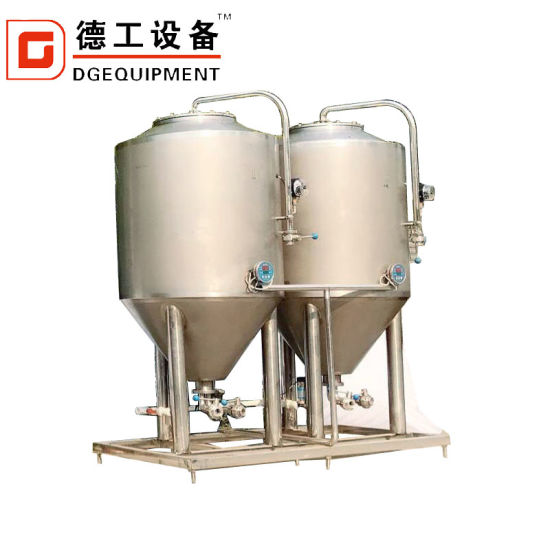 China 200L Nano Beer Brewery Equipment Beer Fermentation