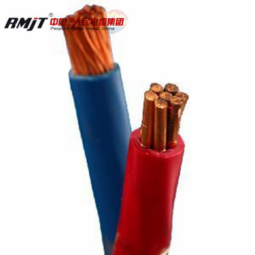 Copper Core PVC Insulation Electric Wire pictures & photos