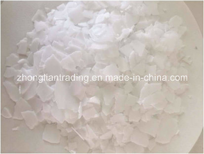 Potassium Hydroxide Flakes Industrial Grade for Africa Markets pictures & photos