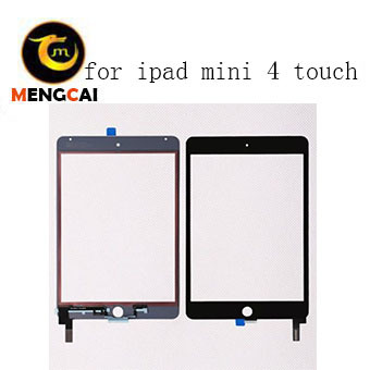 High Quality Touch Glass for iPad Mini 4 Touch LCD Screen Digitizer Assembly A1538 A1550