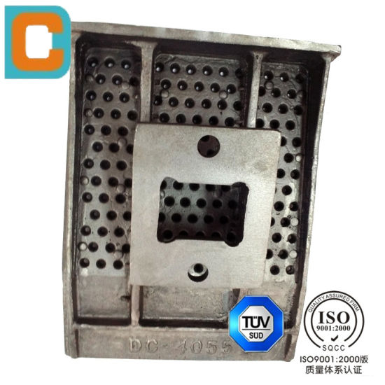 Stainless Steel Casting for Cement Industry