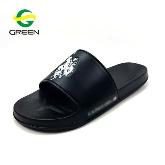 0b0087b7c40f China Customized Logo Slides Sandals Slide Slipper with Your Logo ...